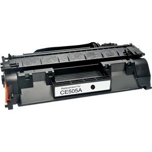 Original Repack HP 05A CE505A Black Laser Toner Cartridge LaserJet P2035, P2055