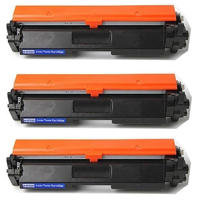 1 Pack CF230X 30X High Yield Bk Toner For Hp LaserJet Pro M203d MFP M227 M227fdw