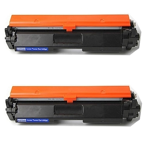 2 Pack HP 30X CF230X Black High Yield Laser Toner Cartridge LaserJet M203 Pro M203 MFP M227