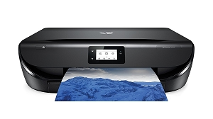 HP ENVY 5055 Wireless All-in-One Photo Printer, HP Instant Ink ready, Black