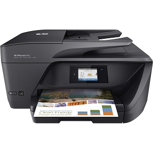 HP OfficeJet 6962 Wireless Colour Photo Printer with Scanner, Copier and Fax, Black