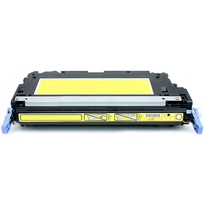 HP 502A Q6472A Yellow Laser Toner Cartridge Color LaserJet 3600