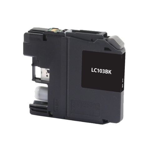 Brother LC103BK / LC101BK Black Inkjet Cartridge LC103 LC101