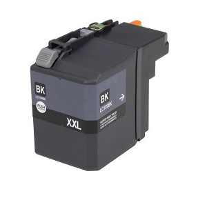 Brother LC109BK LC-109BK Black Extra High Yield Inkjet Cartridge