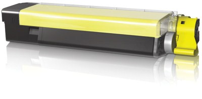 Okidata 43324466 Yellow High Yield Toner Cartridge C6000, C6050