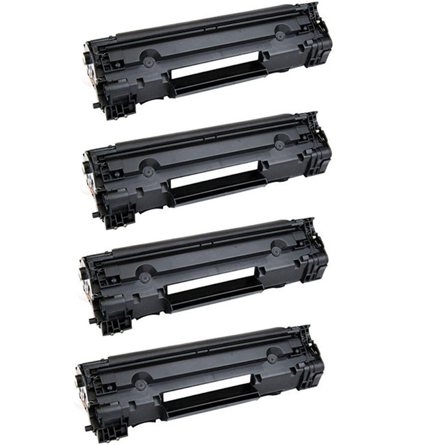 3PK CF283A 83A  Laser Toner cartridge compatible for HP LaserJet Pro MFP M125rnw