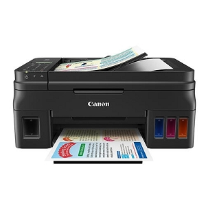 Canon PIXMA G4200 Wireless MegaTank All-in-One Inkjet Printer