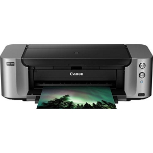 Canon PIXMA PRO-100 Wireless Single-Function Color Inkjet Printer