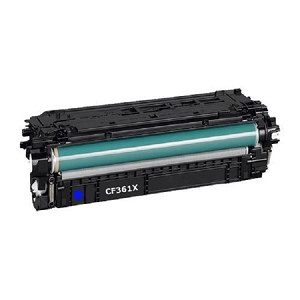 HP 508X CF361X Cyan High Yield Laser Toner Cartridge Color LaserJet Enterprise MFP M577, M533, M552, M553