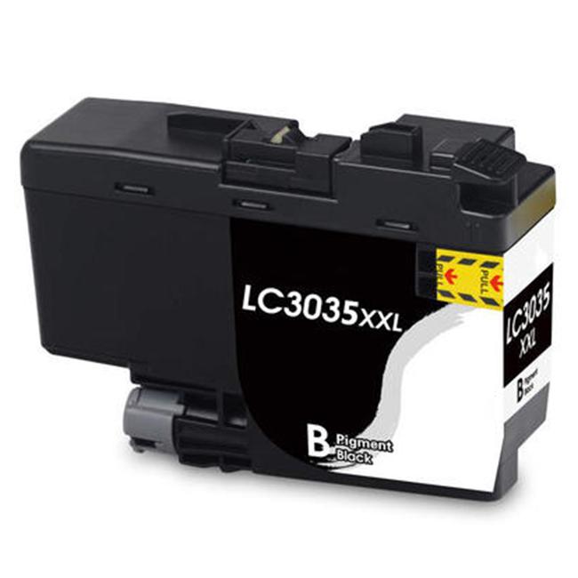 Brother Lc 3035 Lc3035bk Black Ultra High Yield Ink Cartridge Mfc J995dw Mfc J995dw Xl