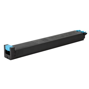 Sharp MX-31NT MX-31NTCA Cyan Compatible Laser Toner Cartridge