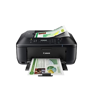 Canon PIXMA MX532 Wireless All-in-One Business Inkjet Printer with Scanner, Copier, Fax and Auto Document Feeder