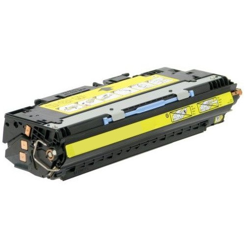 HP 309A Q2672A Yellow Toner Cartridge Color LaserJet 3500, 3500N, 3550, 3550N
