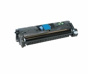 HP 122A Q3961A Cyan Laser Toner Cartridge Color LaserJet 2550, 2820, 2840