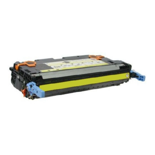 HP 643A Q5952A Yellow Laser Toner Cartridge LaserJet 4700, 4700PH Plus