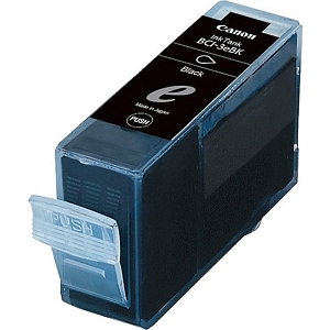 Canon BCI-3e 4479A003 BCI-3eBK Black Ink Cartridge