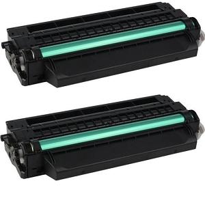 2 Pack Samsung MLT-D115L MLTD115L Black Laser Toner Cartridge