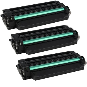 3 Pack Samsung MLT-D115L MLTD115L Black Laser Toner Cartridge