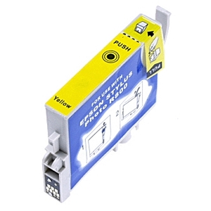 Epson T054 T054420 Yellow Inkjet Cartridge Stylus Photo R1800, Stylus Photo R800