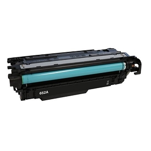 HP 652A CF320A Black Remanufactured Toner Cartridge Color LaserJet Enterprise M651, M680