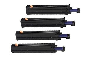 4 Pack Xerox 013R00662 13R662 Black/Color Laser Drum Unit WorkCentre 7525-7970 AltaLink C8055 C8030-C8035- C8045-C8070