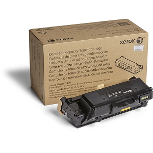 Brand New Original Xerox 3330 106R03624 Black Extra High Yield Laser Toner Cartridge Phaser 3330, Workcentre 3335, 3345