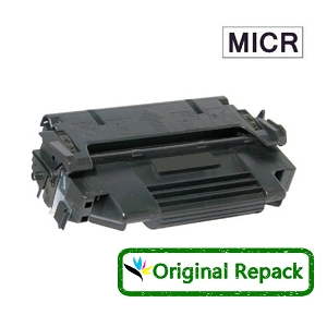 HP 98A 92298A MICR Black Toner Cartridge LaserJet 4, 4 Plus, 4m, 4m Plus, 5, 5m, 5n
