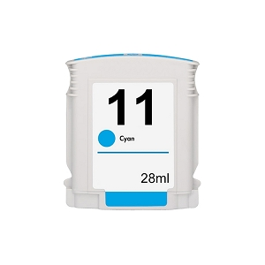 HP11 C4836A Cyan Compatible Inkjet Cartridge