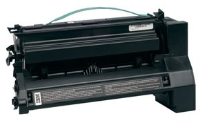 Lexmark C7722KX Black Extra High Yield Laser Toner Cartridge C772, X772E