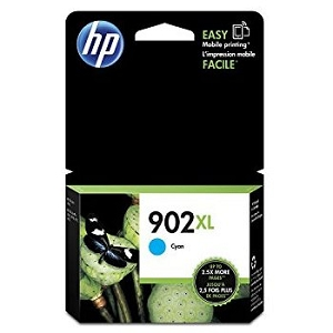 HP 902XL (T6M02AN) Original Cyan Ink Cartridge (High Yield)