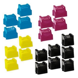20 Pack Xerox Phaser 8560 Compatible Solid Ink Cartridges (20 Sticks)