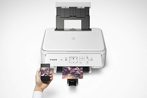 Canon PIXMA TS5120 All-In-One Color Inkjet Printer