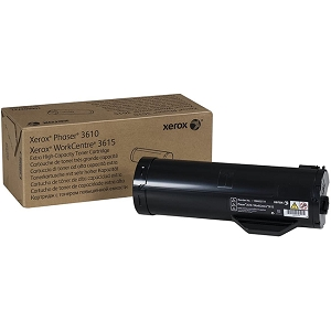 Brand New Original Xerox Phaser 3610 106R02731 Extra High Yield Black Toner Cartridge WorkCentre 3615