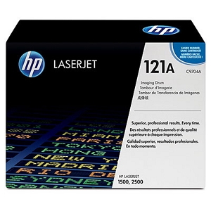 Brand New Original HP 121A C9704A Drum Unit Color LaserJet 1550, 1500L, 2500, 2500L, 2500TN
