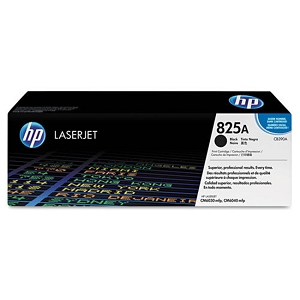 Brand New Original HP 825A CB390A Black Laser Toner Cartridge LaserJet CM6030, CM6040