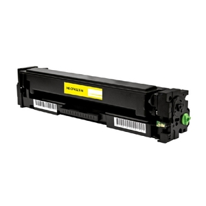 HP 201X CF402X Yellow Compatible High Yield Toner Cartridge Color LaserJet Pro M252, MFP M277