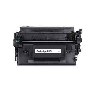 Canon 057H 3010C001 WITH CHIP Compatible Black Toner Cartridge High Yield,ImageClass LBP227dw, MF448dw, i-SENSYS