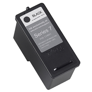 Dell Series 7 CH883 310-8373 Black Compatible High Yield Ink Cartridge All-In-One 966 968 968w