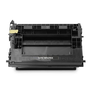HP 147X W1470X Compatible Black Toner Cartridge High Yield - No Chip, MFP M634h, M611dn, M634z (7PS96A)