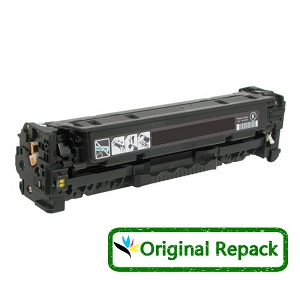 Original Repack HP 305X CE410X Black High Yield Toner Cartridge LaserJet Pro M351, M375, M475, M451, M475