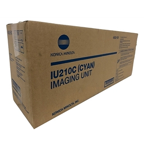 Brand New Original Konica Minolta IU210C Cyan Imaging Unit for Bizhub C250, C252