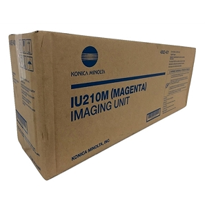 Brand New Original Konica Minolta IU210M Magenta Imaging Unit for Bizhub C250, C252