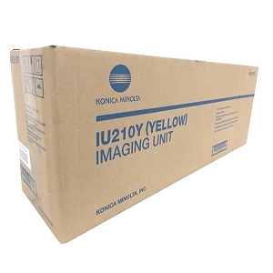 Brand New Original Konica Minolta IU210Y Yellow Imaging Unit for Bizhub C250, C252