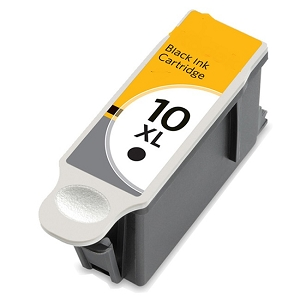 Kodak 10XL 8965 1215581 8237216 Black Compatible High Yield Ink Cartridge
