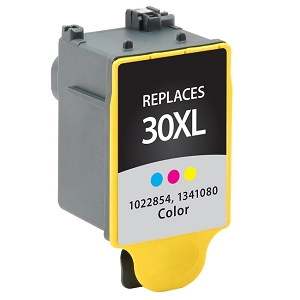 Kodak 30XL 1341080 Color Compatible High Yield Ink Cartridge