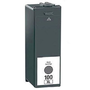 Lexmark 100XL 14N1068 14N1053 Black Compatible High Yield Ink Cartridge Impact S301 S305