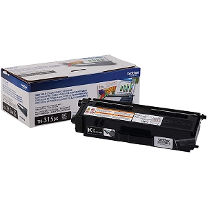 Brand New Original Brother TN-315 TN315BK Black Laser Toner Cartridge HL-4150, HL-4570, MFC-9460, MFC-9970 TN310