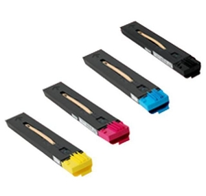 4 Pack Brand New Original Xerox Color 550, 560, 570 Laser Toner Cartridges