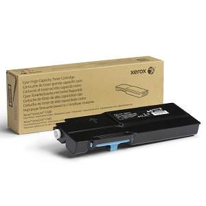 Brand New Original Xerox 106R03514 Cyan High Yield Toner Cartridge Versalink C400, C400D, C400DN, C405, C405DN, C405N
