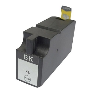 Lexmark 200XL 14L0174 Black Compatible Remanufactured High Yield Ink Cartridge OfficeEdge Pro4000, Pro5500